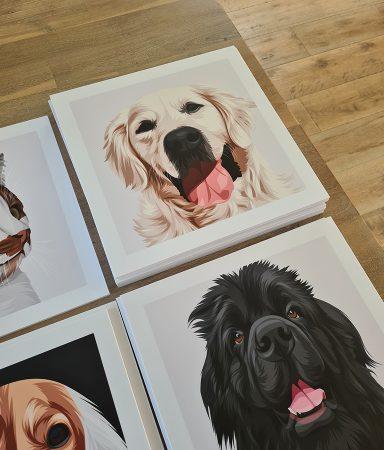 huisdier portretten